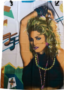 MADONNA VIRGIN ERA FLAG / BANNER  (4.5ft x 3ft)